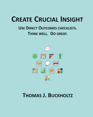 Create Crucial Insight