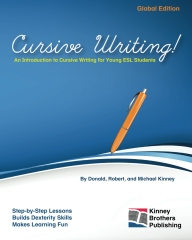 Cursive Writing!