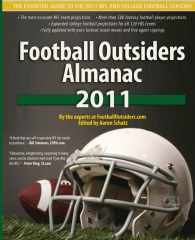 Football Outsiders Almanac 2011