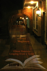 Ghost Dancers Leaping from a Tome