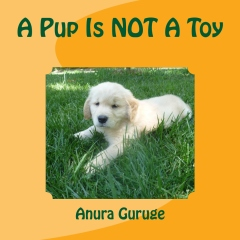 A Pup Is NOT A Toy