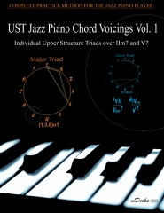 UST Jazz Piano Chord Voicings Vol. 1
