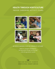 Health Through Horticulture Indoor Gardening Activity Plans