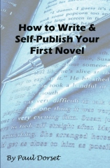 How to Write and Self-Publish Your First Novel