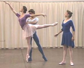 Balanchine Essays: Arabesque