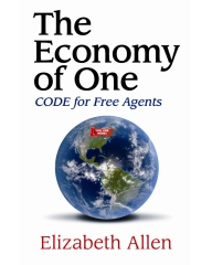 The Economy of One (Large Print)