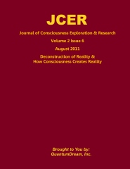 Journal of Consciousness Exploration & Research Volume 2 Issue 6
