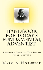Handbook For Today's Fundamental   Adventist
