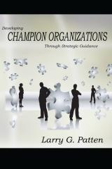 Developing Champion Organizations