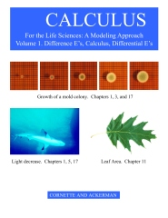 Calculus for the Life Sciences: A Modeling Approach