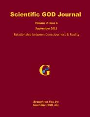 Scientific GOD Journal Volume 2 Issue 6
