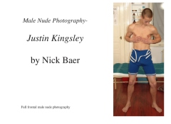 Male Nude Photography-  Justin Kingsley