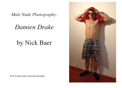 Male Nude Photography- Damien Drake