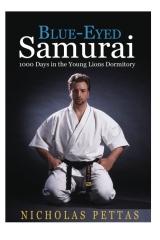 Blue eyed Samurai