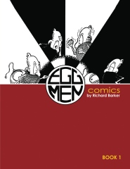 Eggmen Book 1 Cover