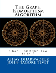 The Graph Isomorphism Algorithm