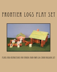 Frontier Logs Play Set
