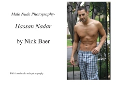 Male Nude Photography- Hassan Nadar