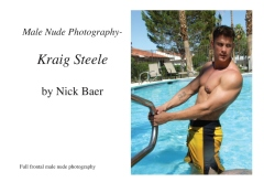 Male Nude Photography- Kraig Steele