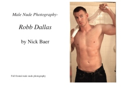 Male Nude Photography- Robb Dallas