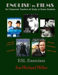 English in Films for Classroom Teachers & Study at Home Students