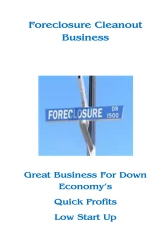 Foreclosure Cleanout Business