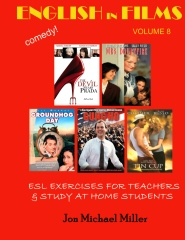 English in Films Volume 8 Comedy!