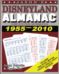Jason's Disneyland Almanac