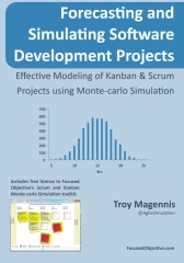 Forecasting and Simulating Software Development Projects