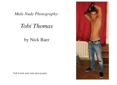 Male Nude Photography- Tobi Thomas