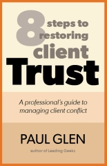 8 Steps to Restoring Client Trust