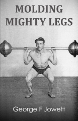Molding Mighty Legs