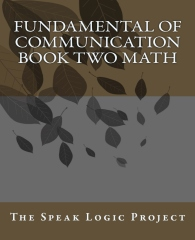 Fundamental of Communication Book Two Math