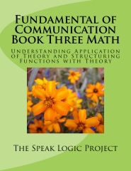 Fundamental of Communication Book Three Math