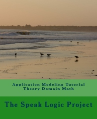 Application Modeling Tutorial Theory Domain Math
