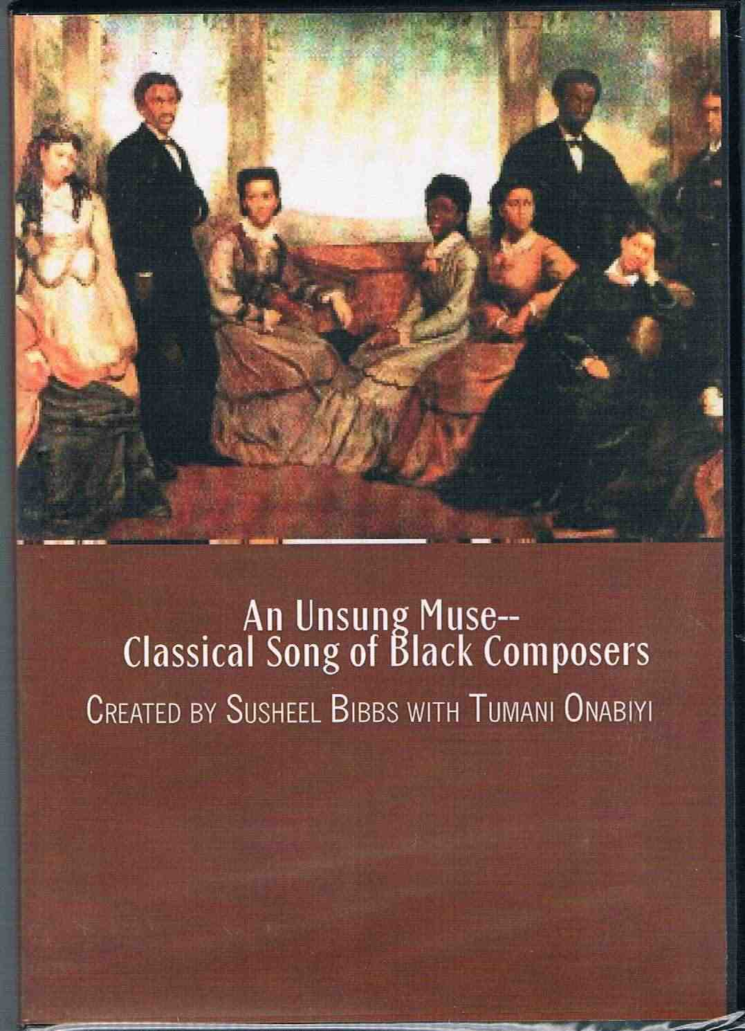 An Unsung Muse--Classical Song of Black Composers