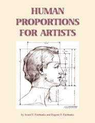 Human Proportions for Artists (abridged)