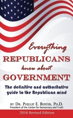 Everything Republicans know about Government