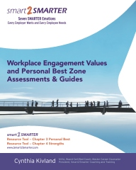 Workplace Engagement Values and Personal Best Zone Assessment and Guides