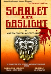 Scarlet in Gaslight
