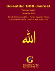 Scientific GOD Journal Volume 2 Issue 8
