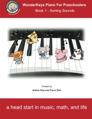 WunderKeys Piano For Preschoolers