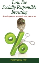 Low Fee Socially Responsible Investing