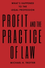 Profit and the Practice of Law