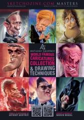 Sketchozine.com Masters: Anthony Geoffroy