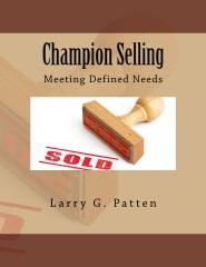 Champion Selling