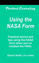 Using the NASA Form - PocketLearning