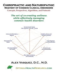 Chiropractic and Naturopathic Mastery of Common Clinical Disorders