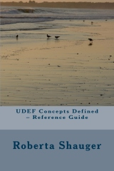 UDEF Concepts Defined – Reference Guide