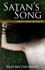 Satan's Song - A Bailey Crane Mystery